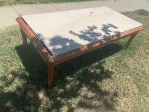 Free marble coffee table for Sale in Los Angeles, CA