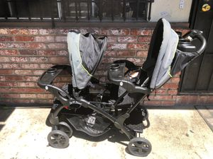 Double stroller for Sale in San Leandro, CA