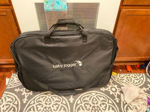Baby jogger single stroller travel bag for Sale in Saginaw, TX