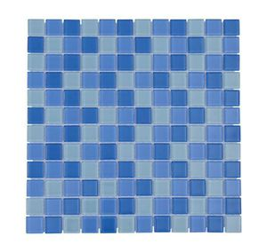 Crystal Pool Squares Glass Mosaic Acqua for Sale in Pompano Beach, FL