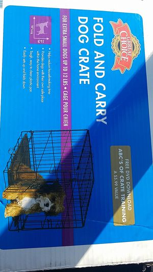 Small Dog Crate for Sale in Newark, OH