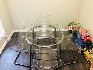 Modern table for Sale in Houston, TX