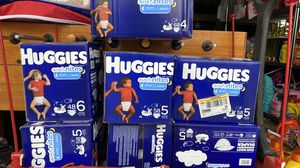 Huggies overnights for Sale in San Diego, CA