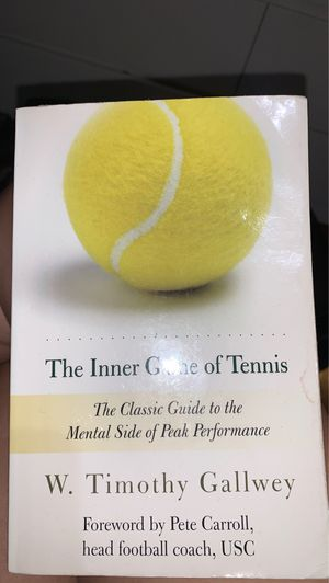 The inner game of tennis for Sale in Paramount, CA