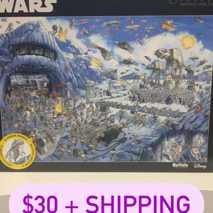 """Where's Waldo"" Star Wars Edition Puzzle for Sale in Los Angeles, CA"