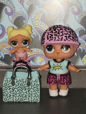 LOL Surprise Dolls BIG+LIL SCRIBBLES Bundle Lot for Sale in Las Vegas, NV