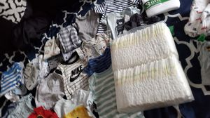 Baby boy clothes 0-3 months for Sale in Brooklyn, NY