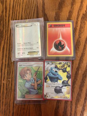 great pokemon collector cards very rare for Sale in Camas, WA