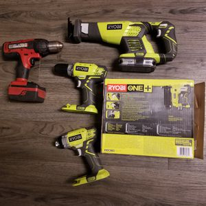 Power tools set for Sale in Kyle, TX