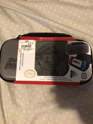 Mario leather switch case for Sale in Brooklyn, NY
