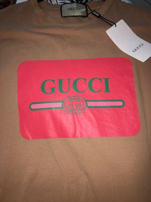 GUCCI T-SHIRT💧 for Sale in Santa Ana, CA