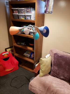 5 light floor lamp for Sale in Cleveland Heights, OH