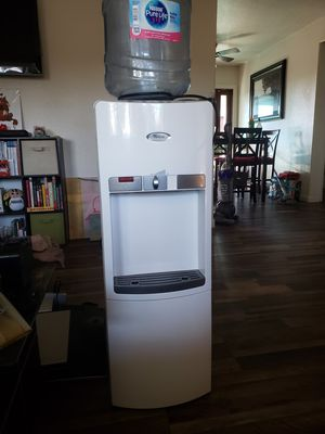 Water cooler with working Hot and Cold water for Sale in Vacaville, CA