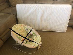 Crib mattress for free. Great shape. for Sale in Mountlake Terrace, WA