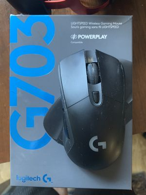 Logitech G703 wireless LIGHTSPEED for Sale in Park Ridge, IL