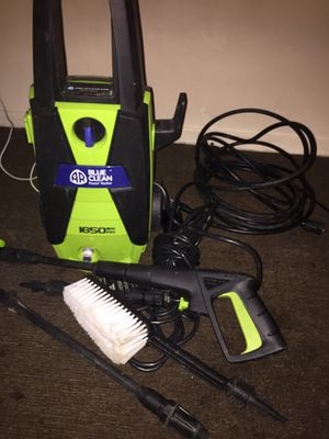 Blue clean Pressure washer i650 for Sale in Cleveland, OH