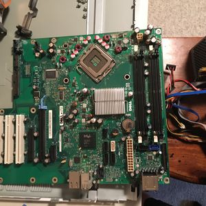 Selling Dell Windows Vista PC Parts: Ram And Motherboard for Sale in University Place, WA