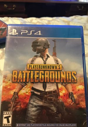 PUBG ps4 for Sale in Fort Worth, TX