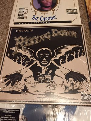 Vinyl LP: The Roots Rising Down for Sale in Powell Butte, OR