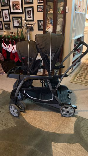 Sit and stand stroller for Sale in Norfolk, VA