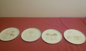 Precious Moments plate retired prior 1990 for Sale in Grand Prairie, TX