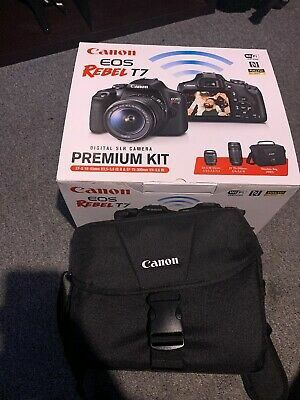 Canon eos t7 kit for Sale in Bedford, TX