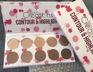 Beauty Creations contour & Highlight Pallet for Sale in Las Vegas, NV