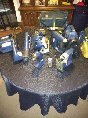 Ryobi 18 volt cordless power tool set for Sale in Detroit, MI