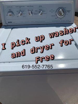 Washers dryers for Sale in San Diego, CA