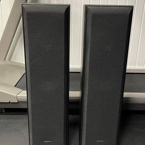 Sony SS-F5000P 3 Way Tower Home Floor Standing Speakers 150W for Sale in Chicago, IL