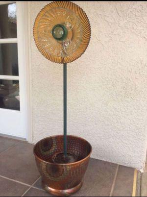 Copper flower pot for Sale in Fresno, CA
