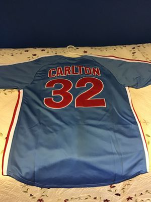 TBT Phillies CARLTON Jersey size 52/XL for Sale in Bethlehem, PA