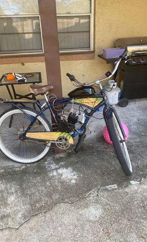 Motor bike 50mph gas ⛽️ required for Sale in Winter Garden, FL