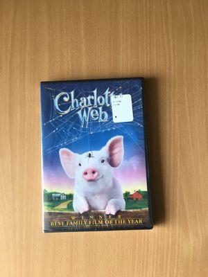 For sale Charlotte web dvd for Sale in Canton, MI