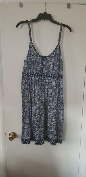 Blue and White Dress for Sale in Manassas, VA