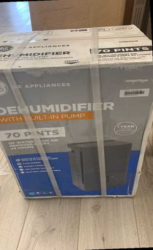 Open box GE Dehumidifier IY for Sale in Kyle, TX