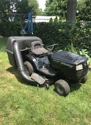 """Murray 16.5 hp 42"""" riding lawn mower for Sale in Morrisville, PA"""