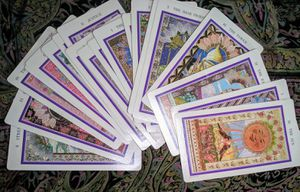 The Enchanted Tarot, First Edition for Sale in Hudson, FL