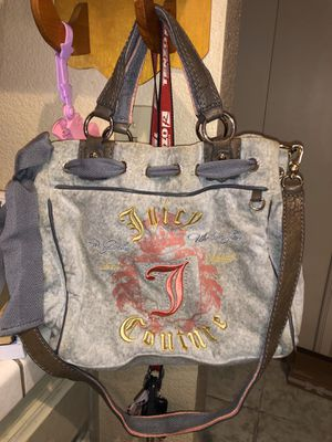 Juicy Couture Bag for Sale in Sacramento, CA