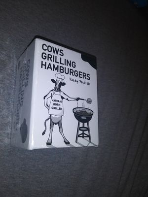 Cows grilling Hamburgers Game for Sale in Salt Lake City, UT