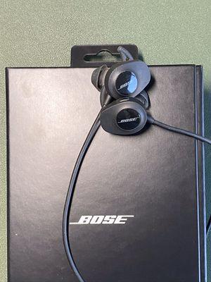 Bose soundsport wireless Bluetooth headphones sweatproof for Sale in Seattle, WA