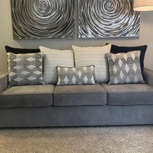 Natalia Gray Sofa for Sale in Doraville, GA