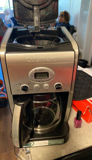 Cuisinart coffee maker for Sale in San Mateo, CA