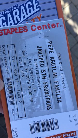 Pepe Aguilar for Sale in Anaheim, CA