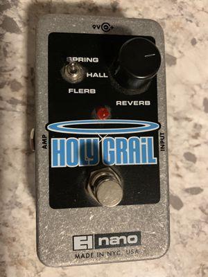 El Nano Holy Grail Reverb Guitar Pedal for Sale in Statesboro, GA