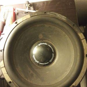 Polk Audio Sub 12 Inch for Sale in San Diego, CA