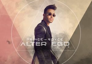 Prince Royce Alter Ego Tour - Chumash Casino, March 14th for Sale in Lompoc, CA