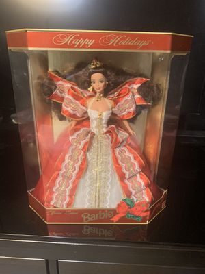 Happy Holidays Barbie -Special Edition 10th Anniversary for Sale in Friendswood, TX