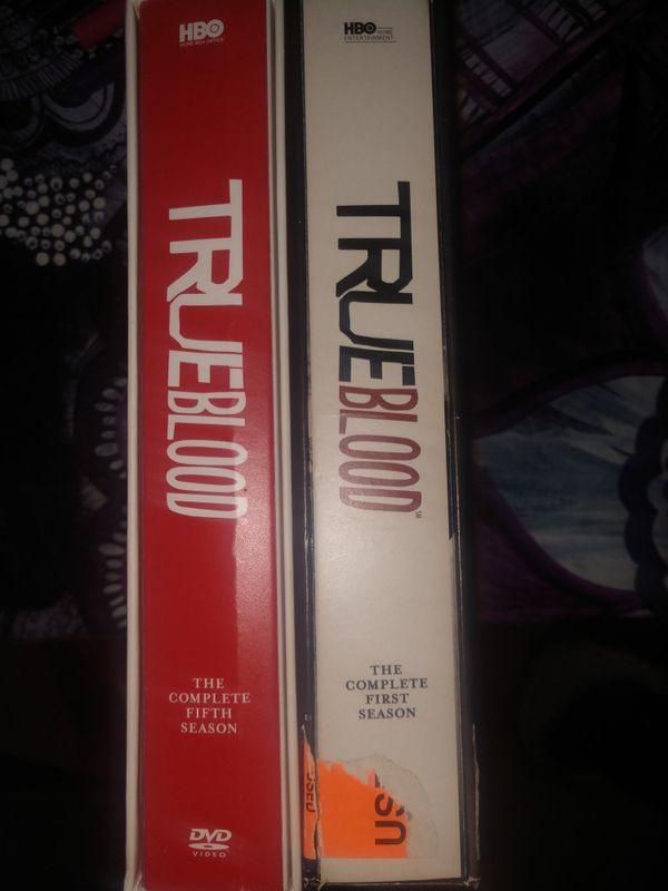True Blood Season 1 &5