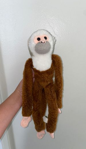 Stuffed Monkey for Sale in North Miami, FL